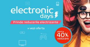 reduceri emag electronic days august 2017