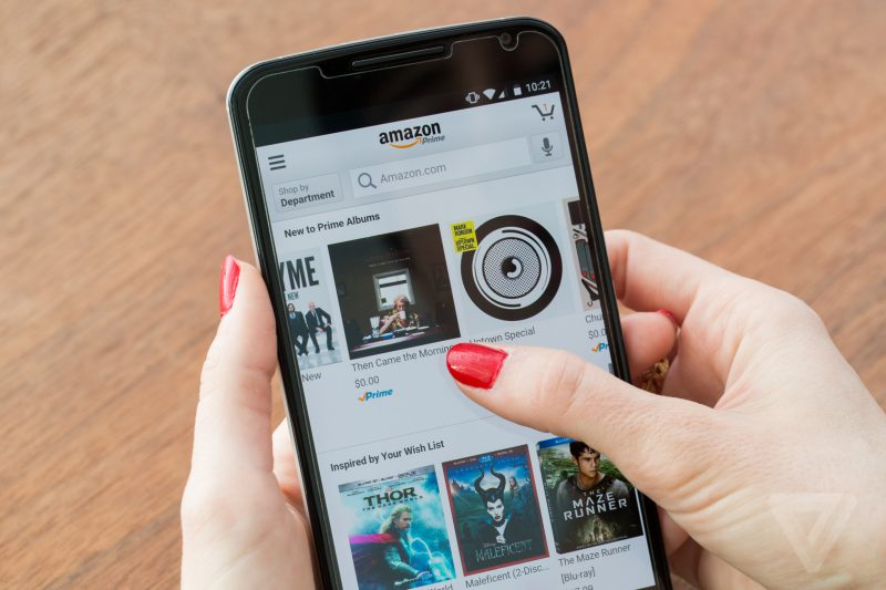 amazon music unlimited on demand