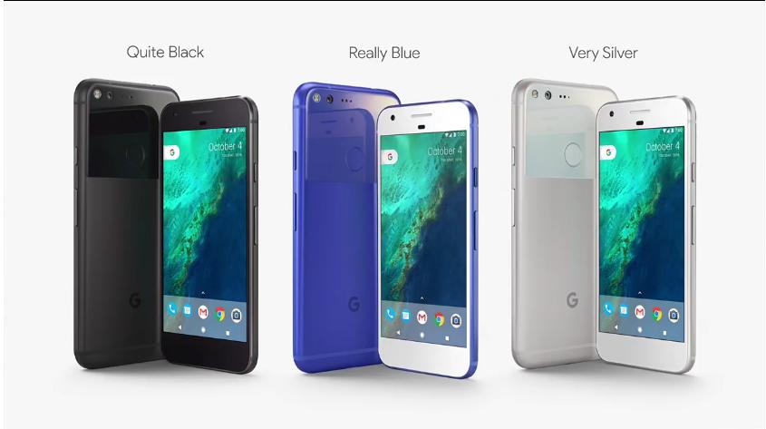 Lansare telefon mobil Google Pixel: Live Stream