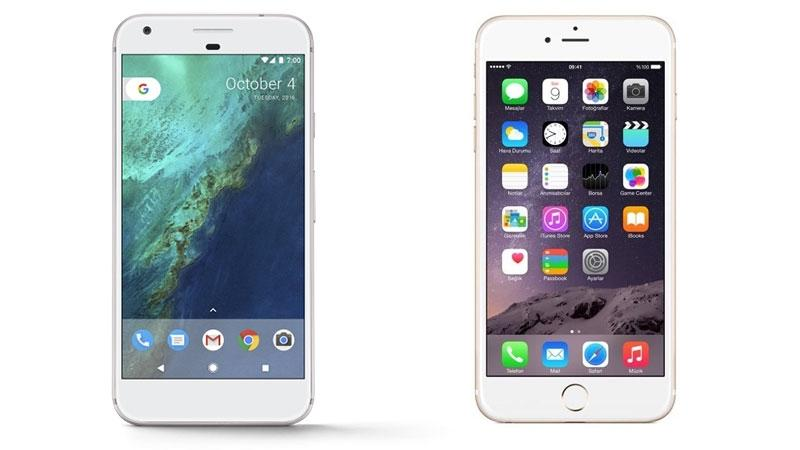 iphone 7 vs google pixel