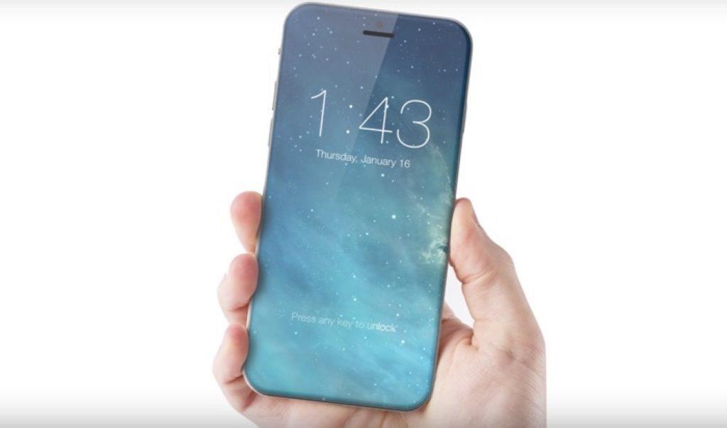 concept iphone 8 design