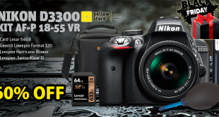 reduceri black friday aparate foto dslr