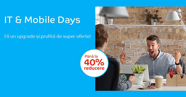 reduceri emag it and mobile days februarie 2017