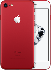 apple iphone7 red