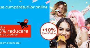 ziua cumparaturilor online emag 2017