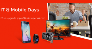 reduceri emag it and mobile days mai 2017