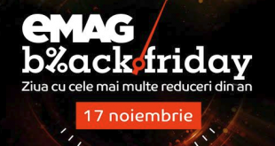 eMAG Black Friday 2017